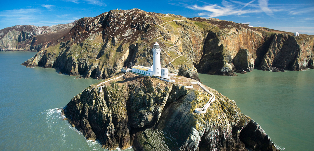galles faro di south stack