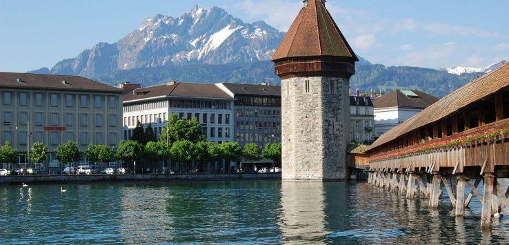 Svizzera: Viaggio a Lucerna