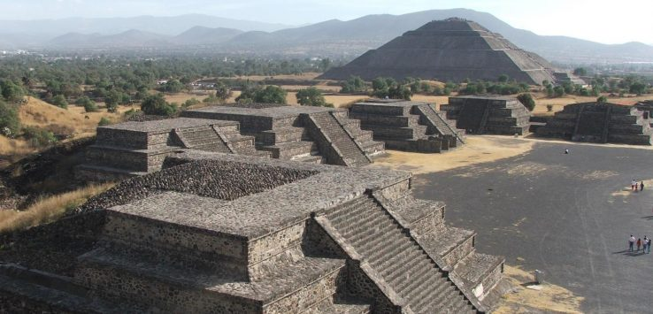 viaggio in messico teotihuacan