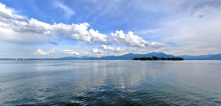Viaggio in Baviera: Prien am Chiemsee