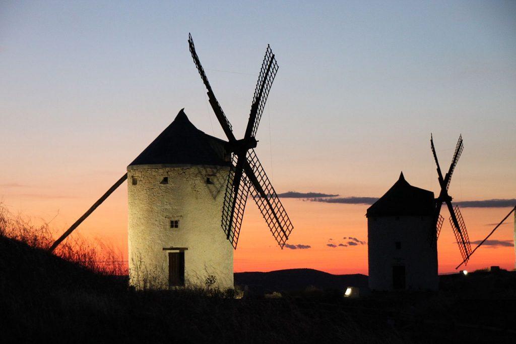 Viaggio in Spagna: Consuegra