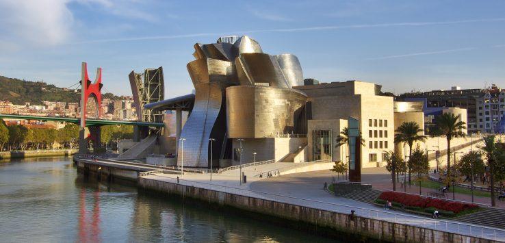 Viaggio a Bilbao