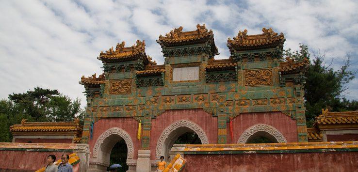 chengde e il suo monastero