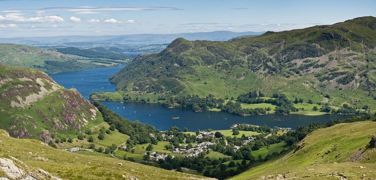 Visitare il Lake District