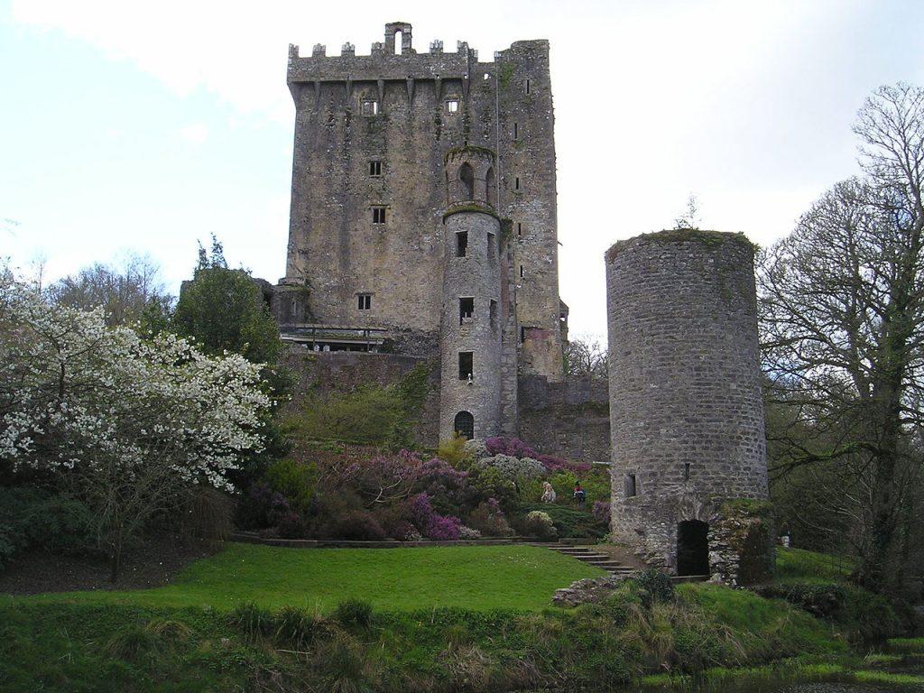 Irlanda: Blarney Castle