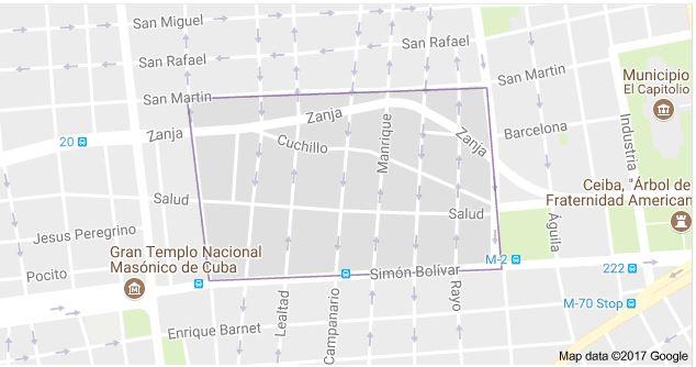 La Habana Barrio Chino