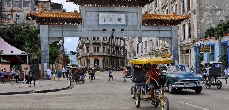 La Habana El Barrio Chino