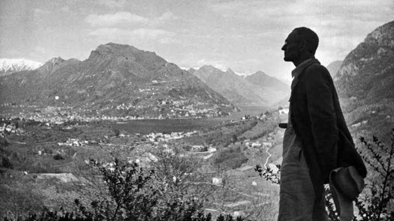 Hermann Hesse in Ticino