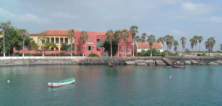 isola di goree in senegal