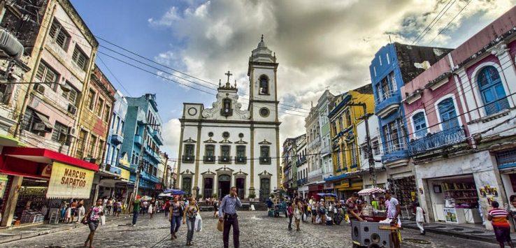 Viaggio in Brasile: Recife