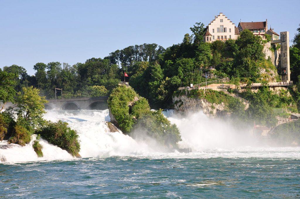 Le cascate del Reno