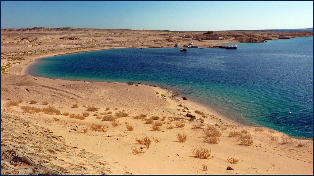 Egitto Parco di Ras Mohammed