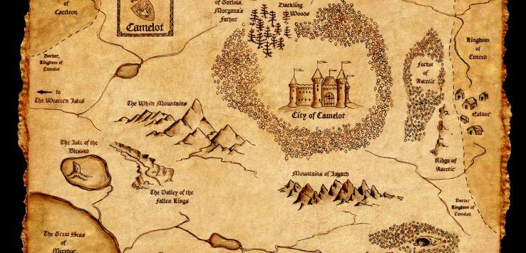 Galles: dove si trova Camelot