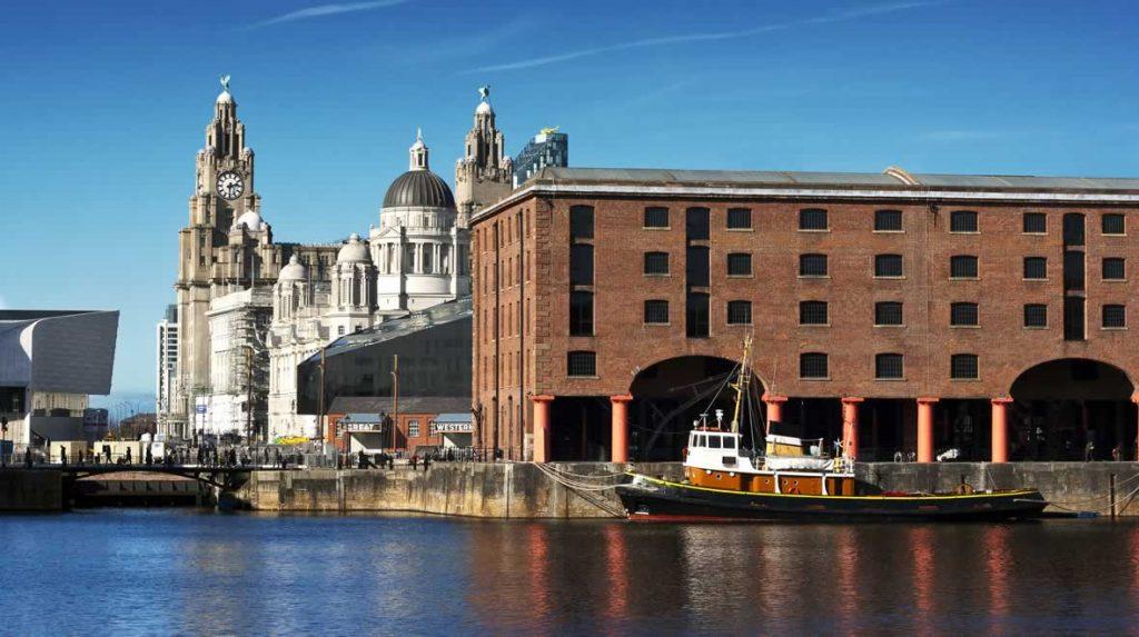 liverpool Albert Dock