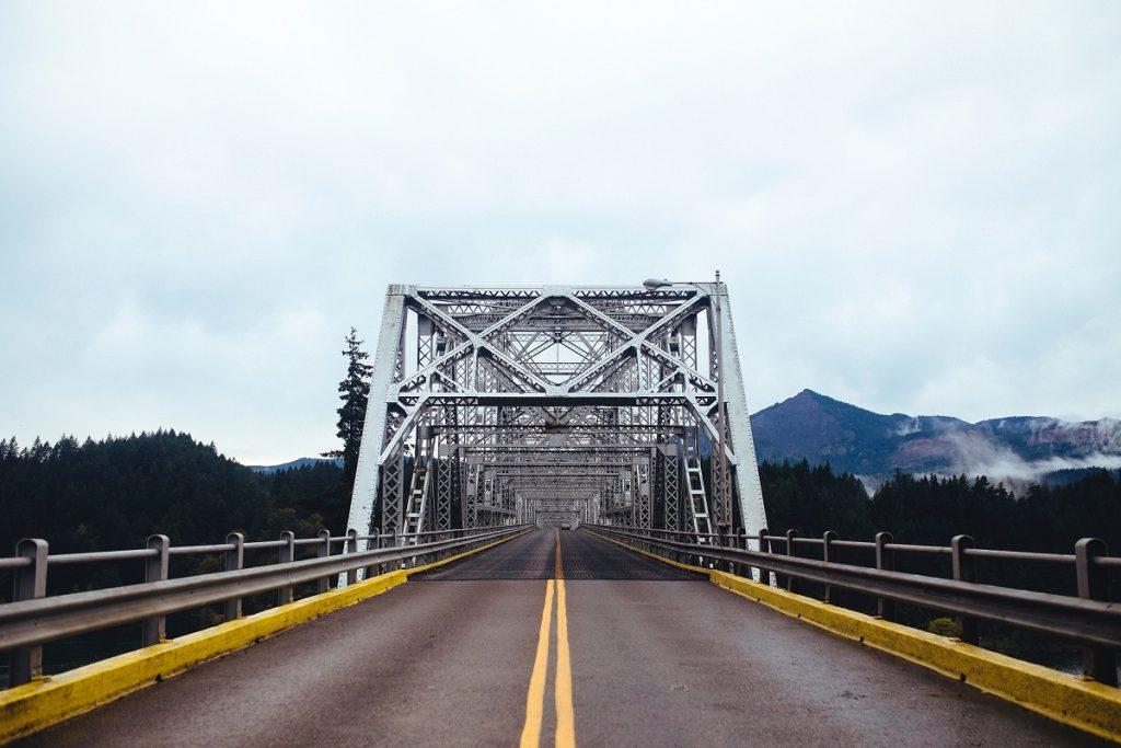 La vita è oltre il ponte