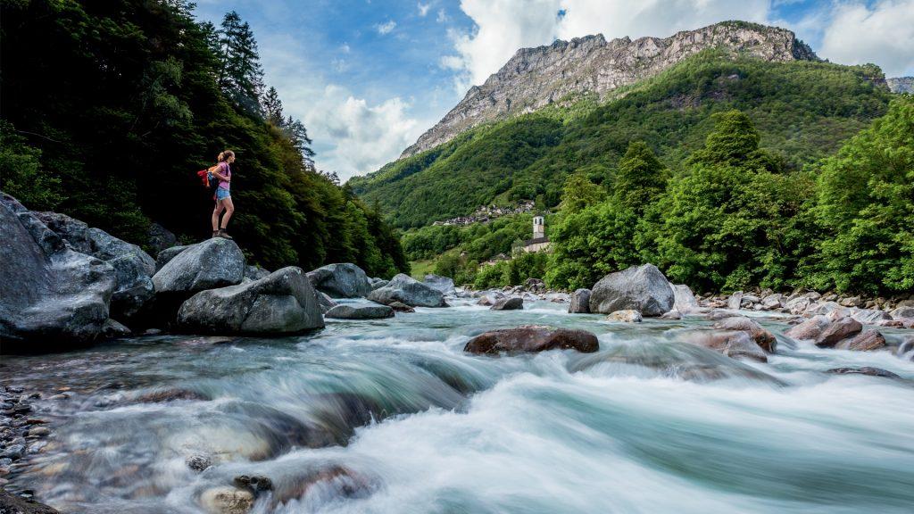 Visitare la Val Verzasca