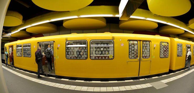 metropolitana berlino