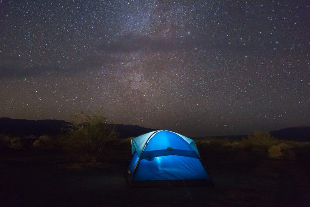 Il grande campeggio