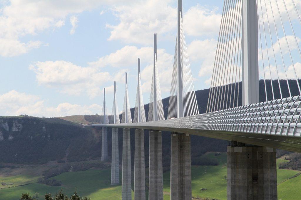 Il viadotto di Millau