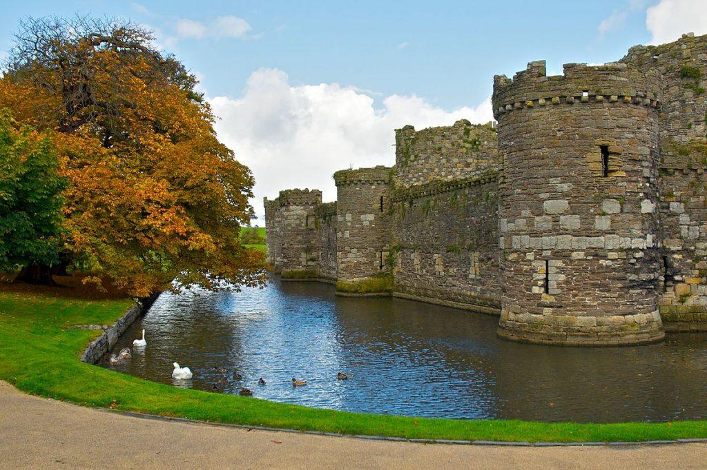 castello di beaumaris galles