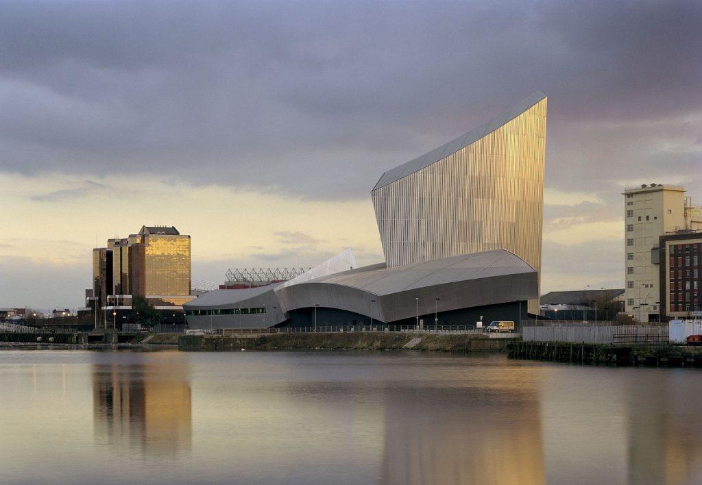 museo della guerra di manchester