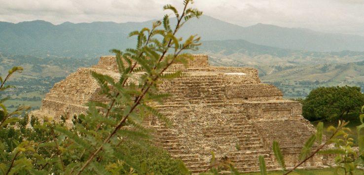 Piramide di Monte Alban