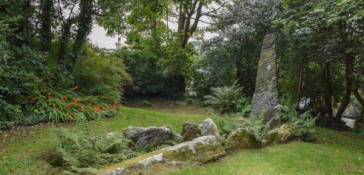la tomba di King Orry Isola di Man