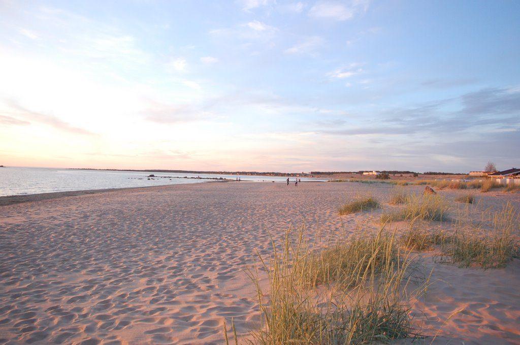 finlandia la spiaggia di kalajoki