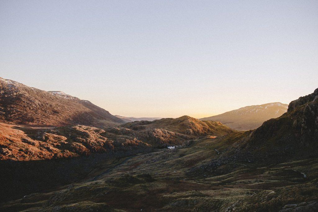Il monte Snowdon