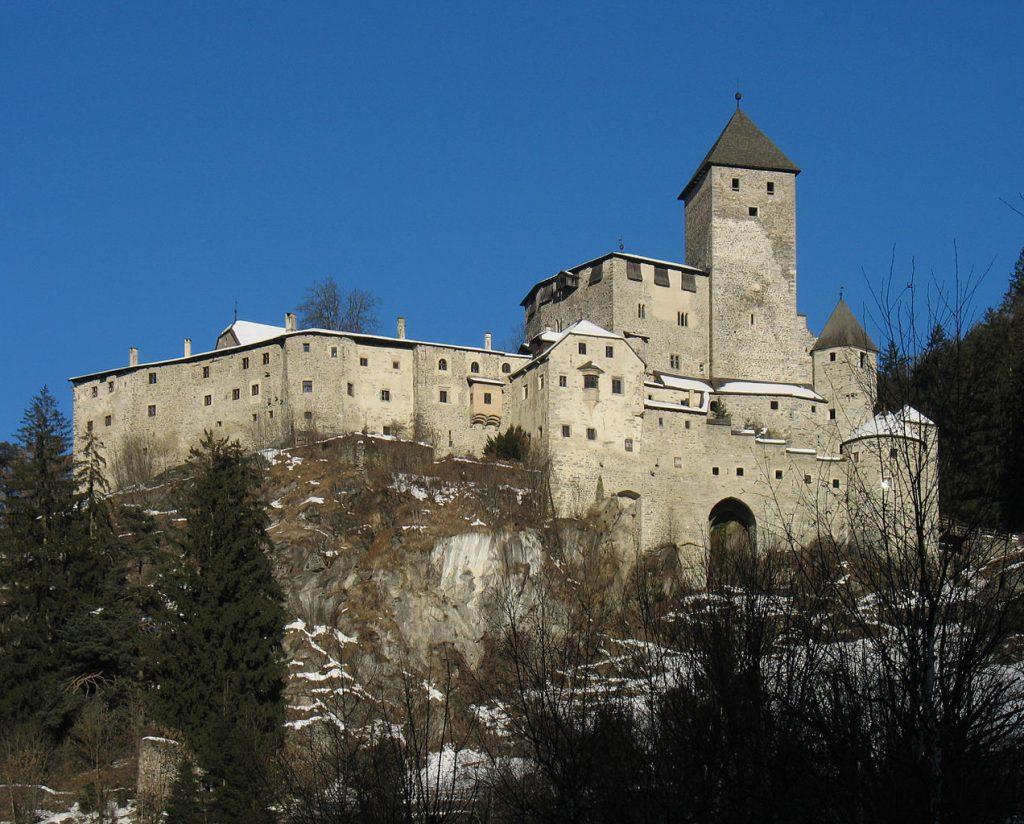 castello di campo tures burg taufers