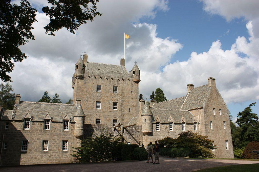 castello di cawdor scozia