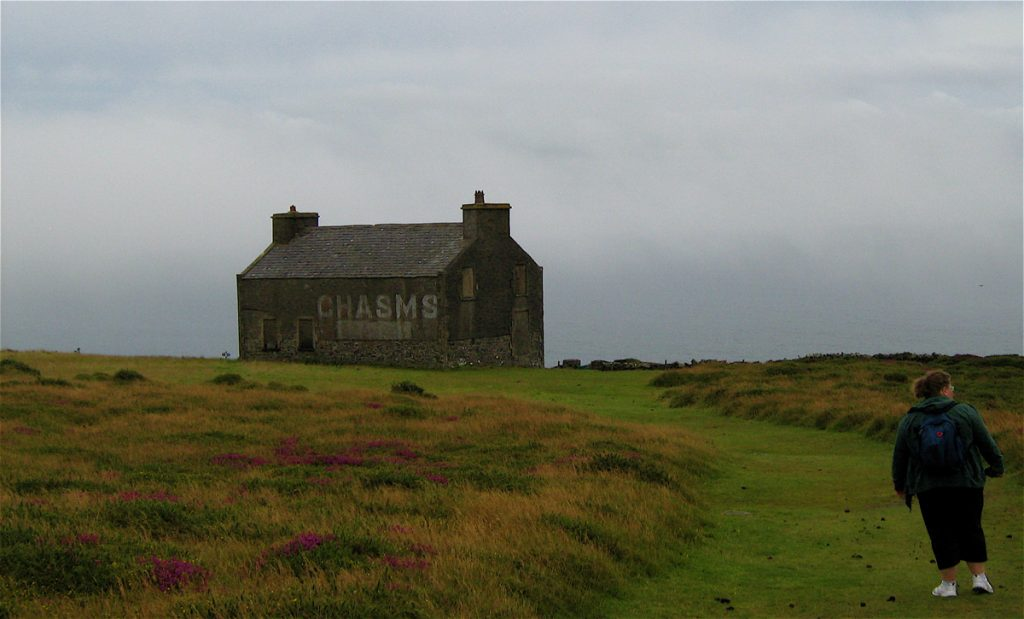 The Chasms Isle of Man