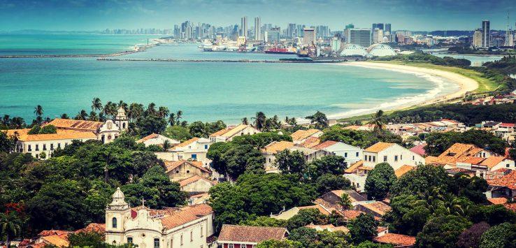 Viaggio in Brasile: Olinda