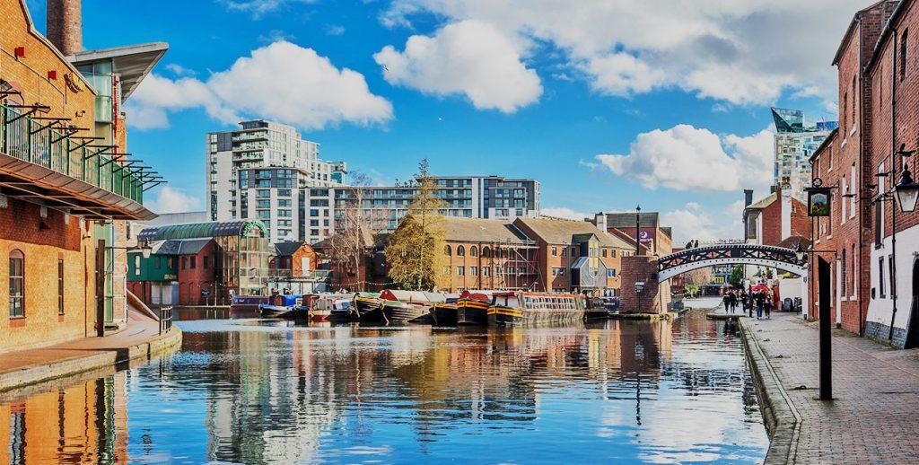 Voli Low-cost per Birmingham