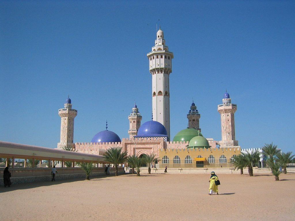 moschea di touba