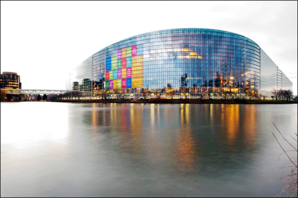 parlamento europeo strarsburgo