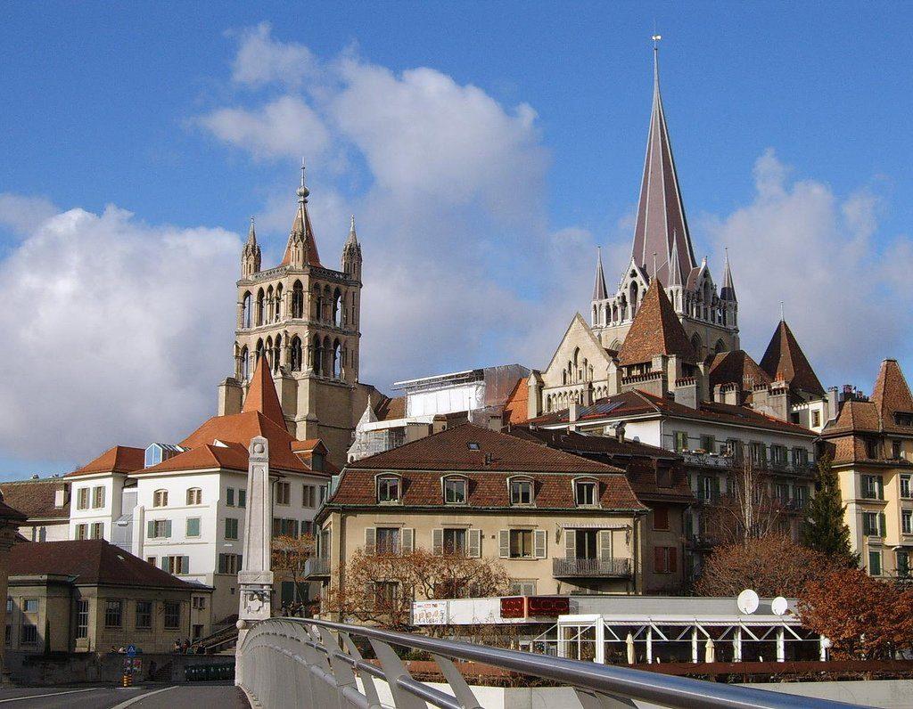 svizzera visitare losanna