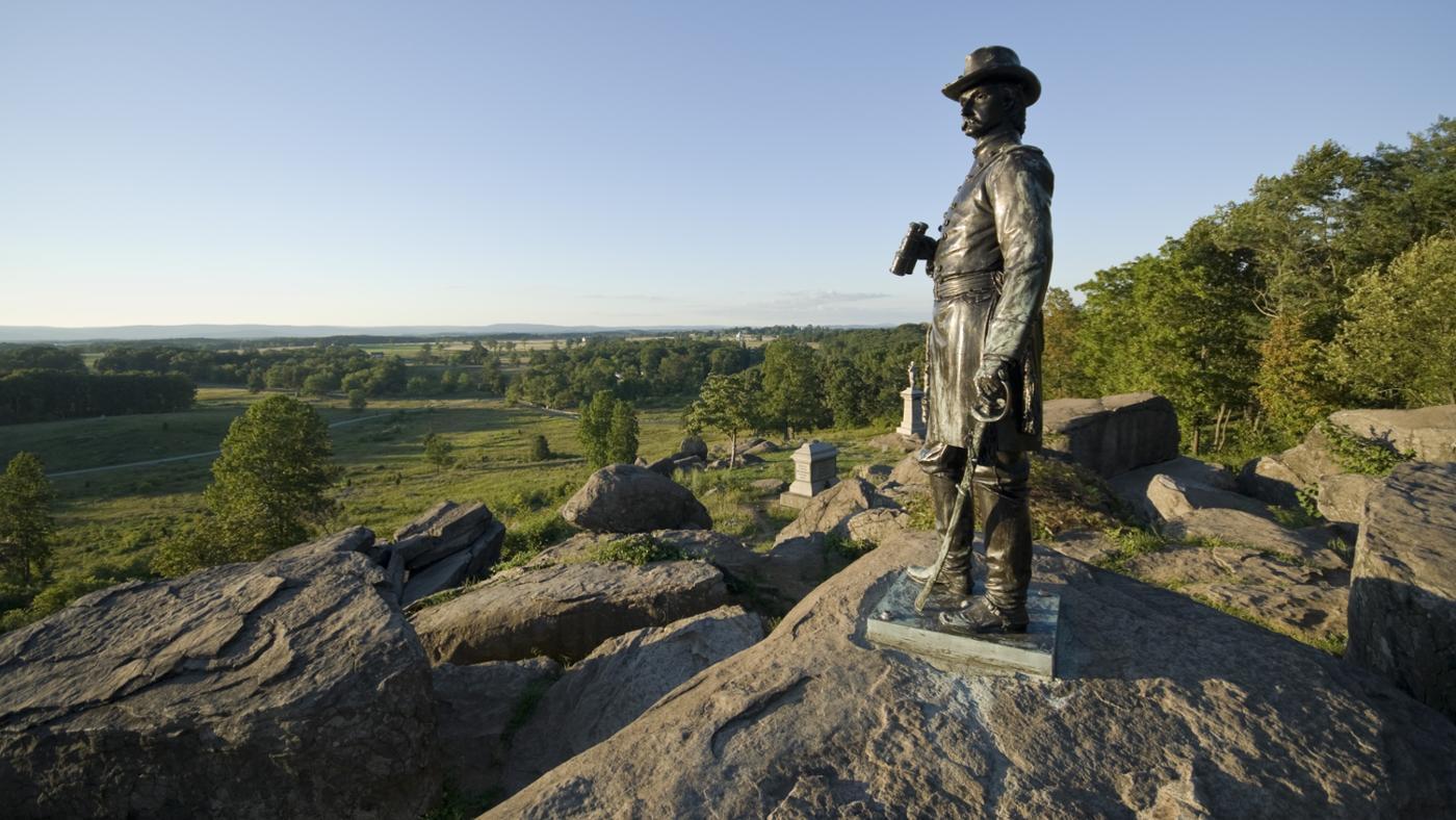 Voglio vedere la battaglia di gettysburg emotion for Voglio vedere la casa