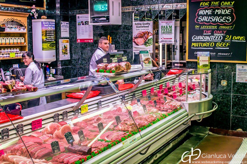 Mercato coperto di Leicester