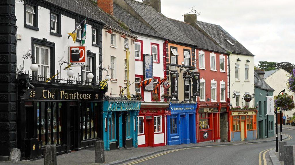 Irlanda: visitare Kilkenny