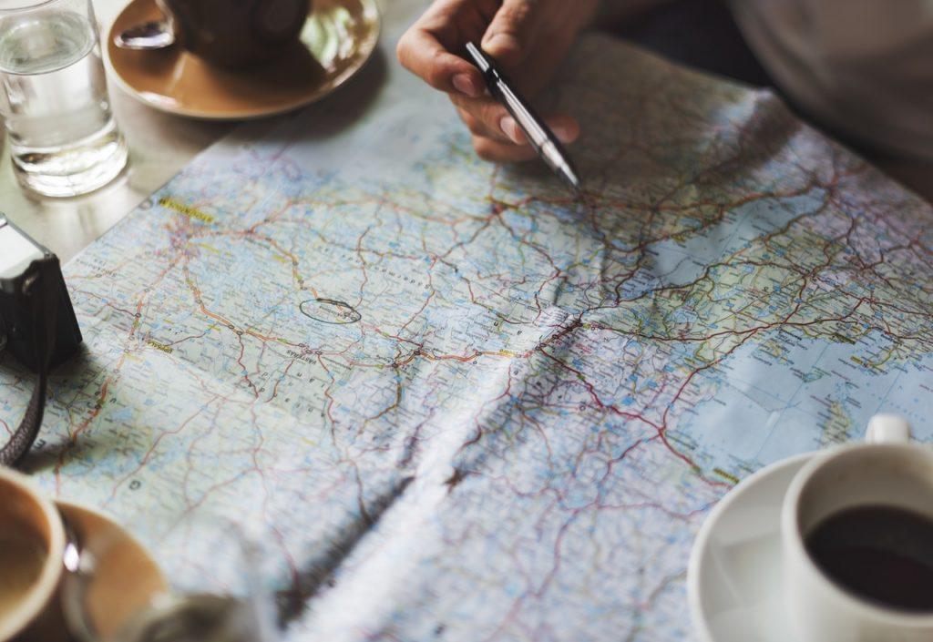 Scrivere di viaggi