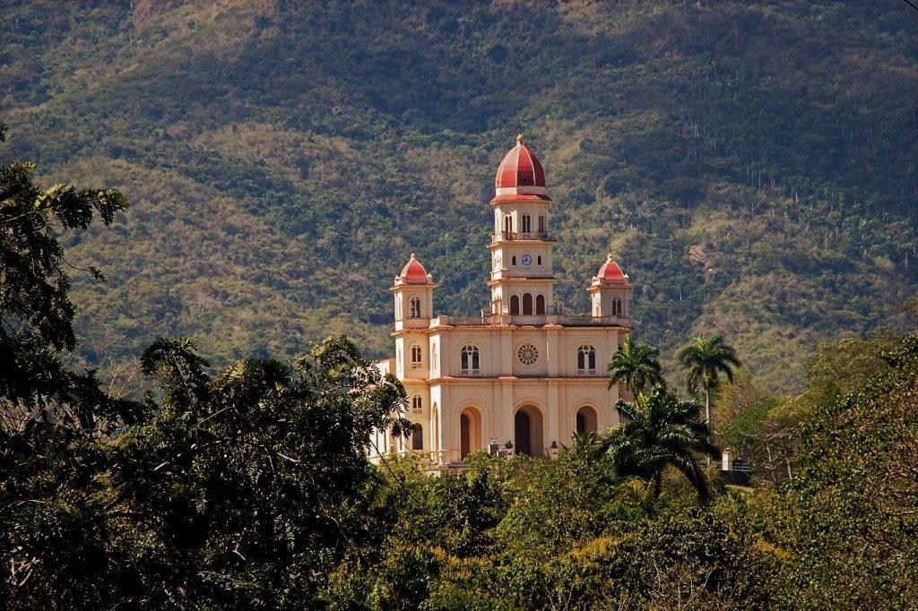 santuario del cobre cuba
