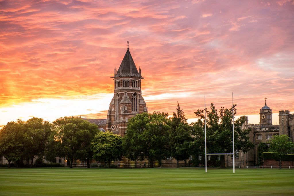 Rugby School Inghilterra