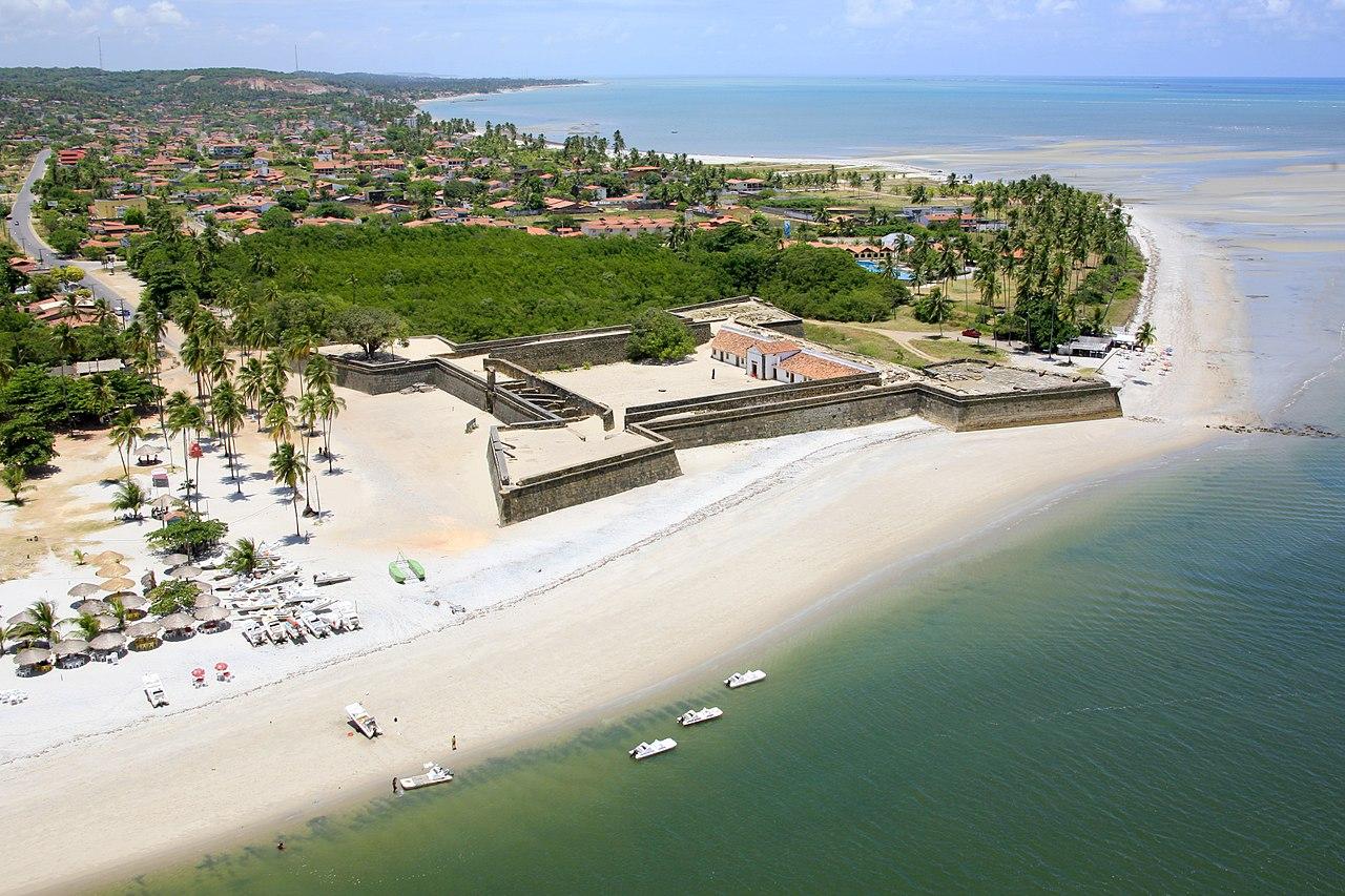 Isola di Itamaracà Brasile
