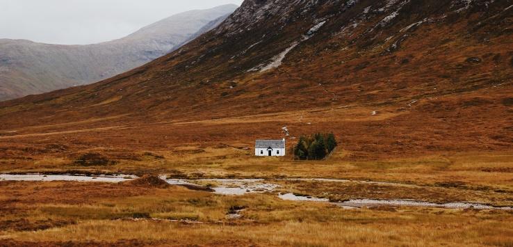 Itinerario di viaggio in Scozia