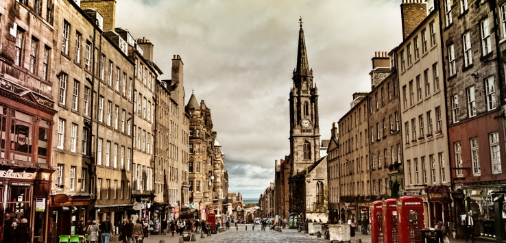 Royal-Mile-Edinburgh-Scotland