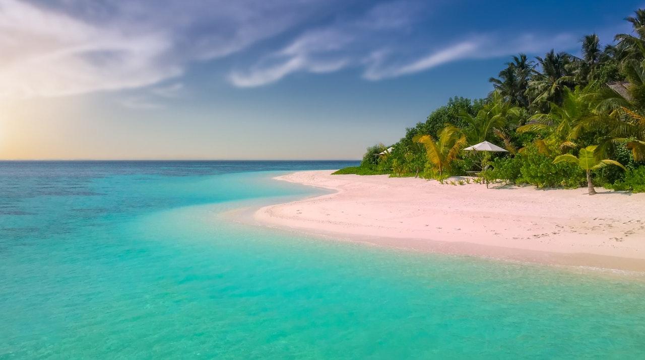 Isola tropicali da sogno