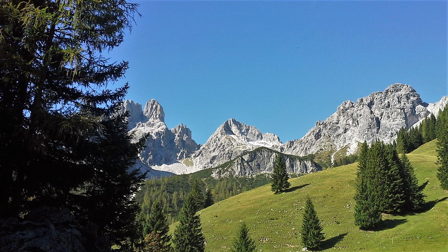 montagne del salisburghese