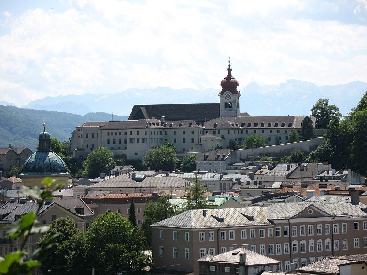 Nonnberg Salzburg