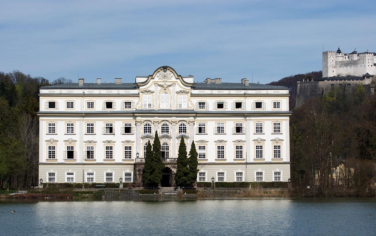SchlossLeopoldskronWeier